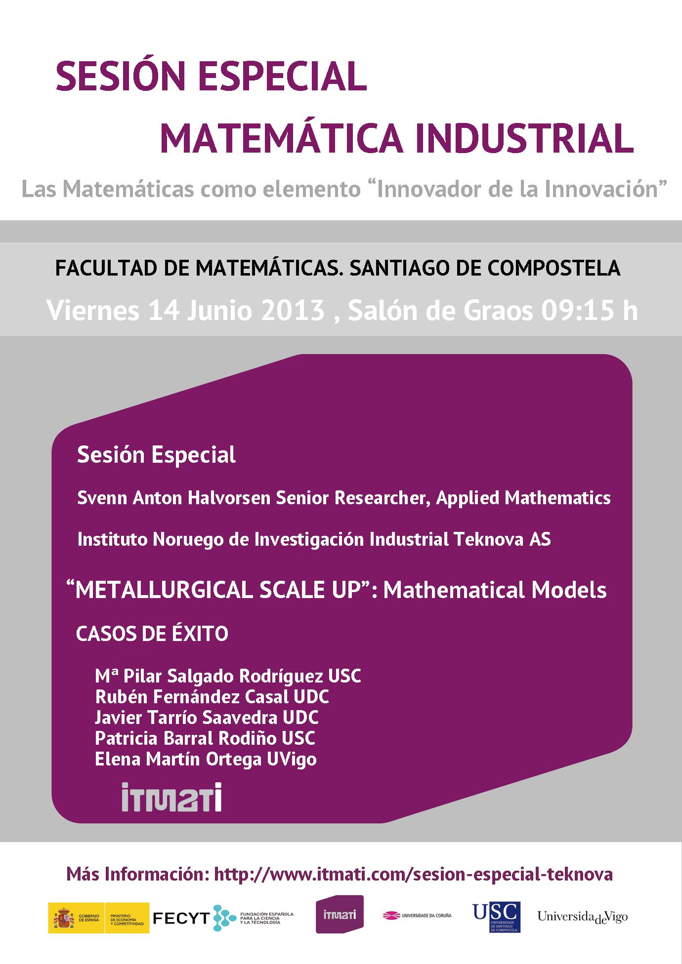 matematica industrial