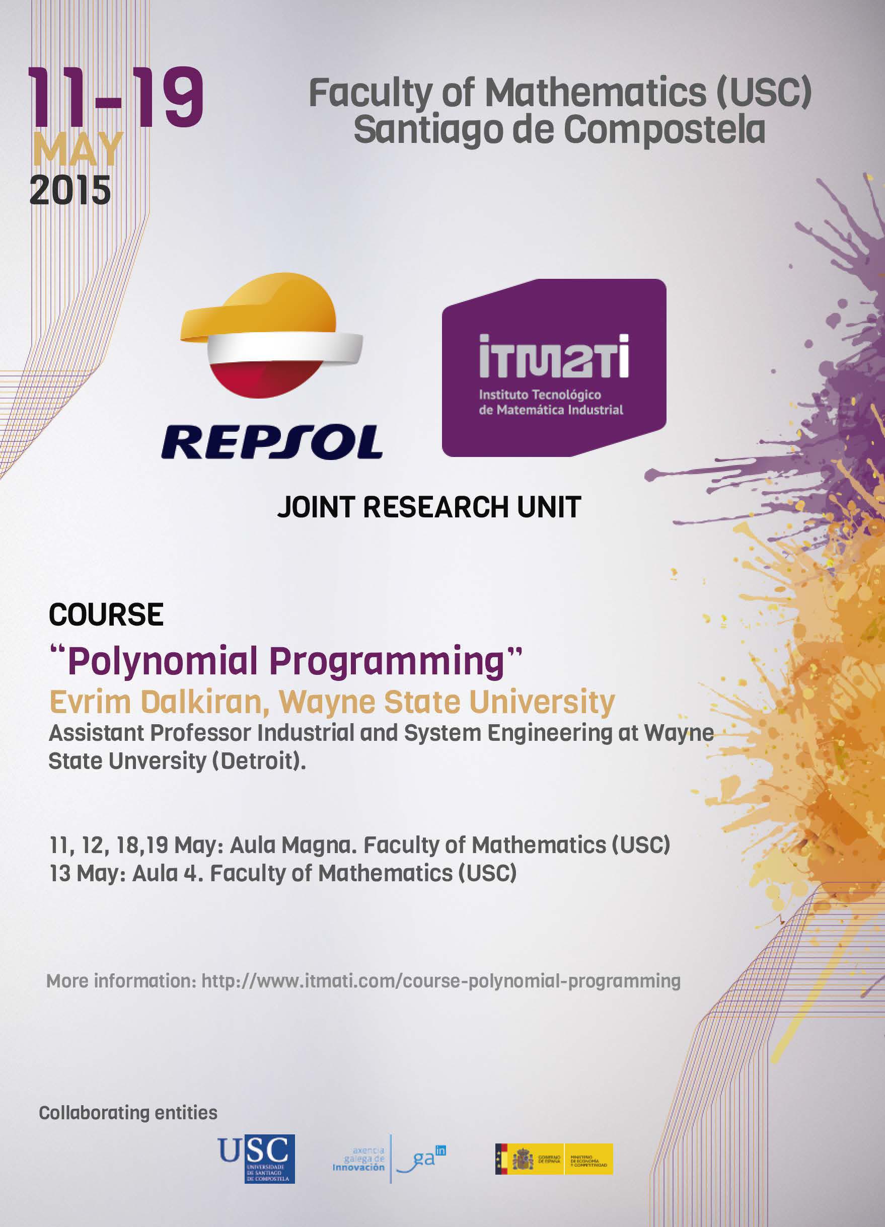 itmati, polynomial programming