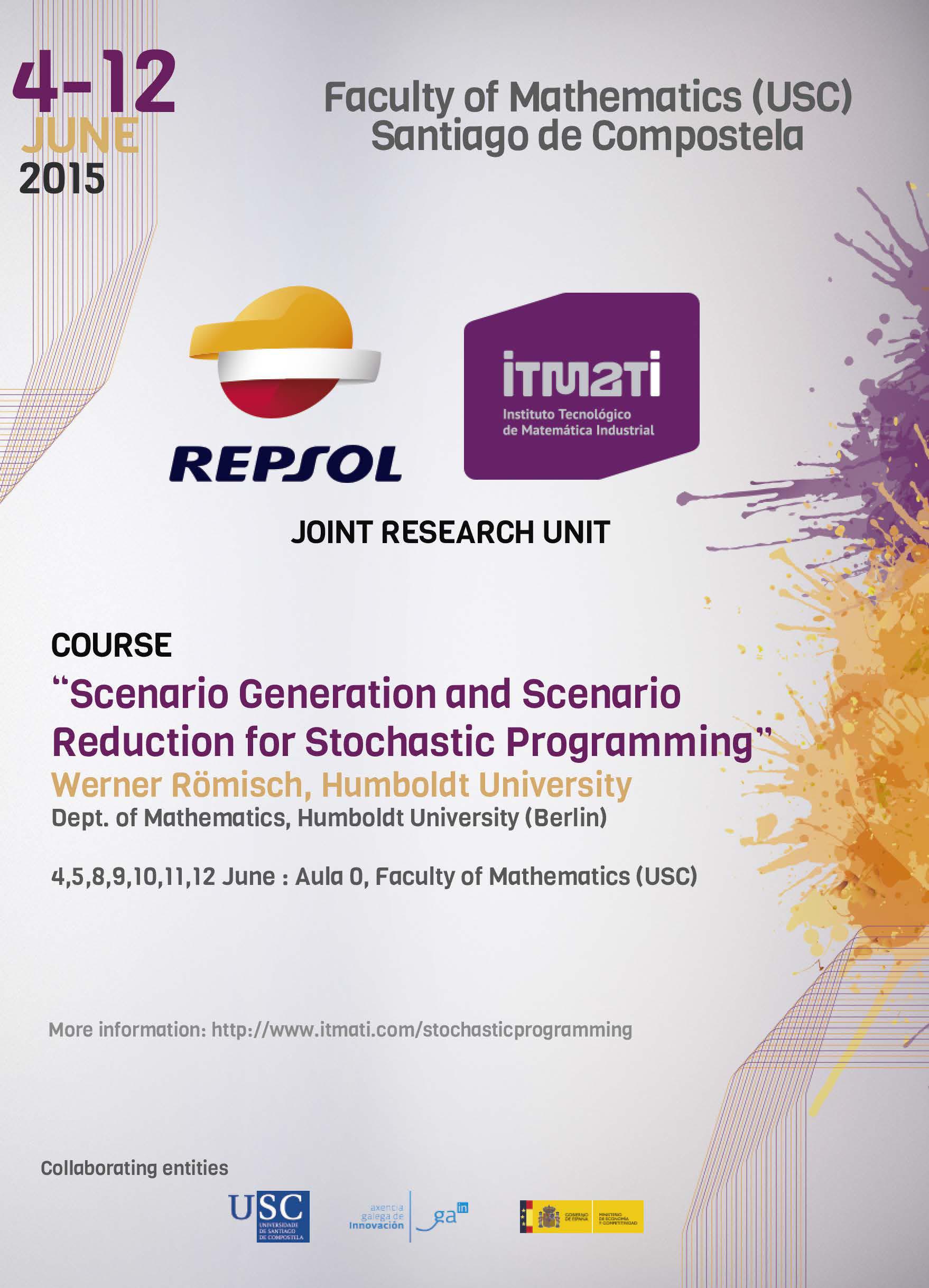 itmati, stochastic, scenario generation