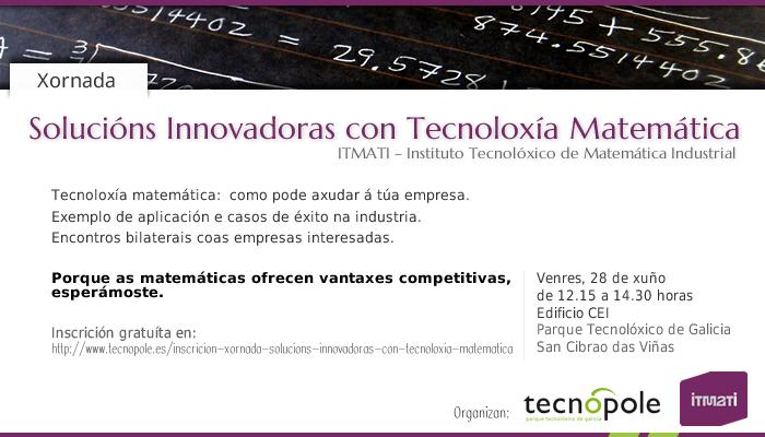 tecnología matemática empresa